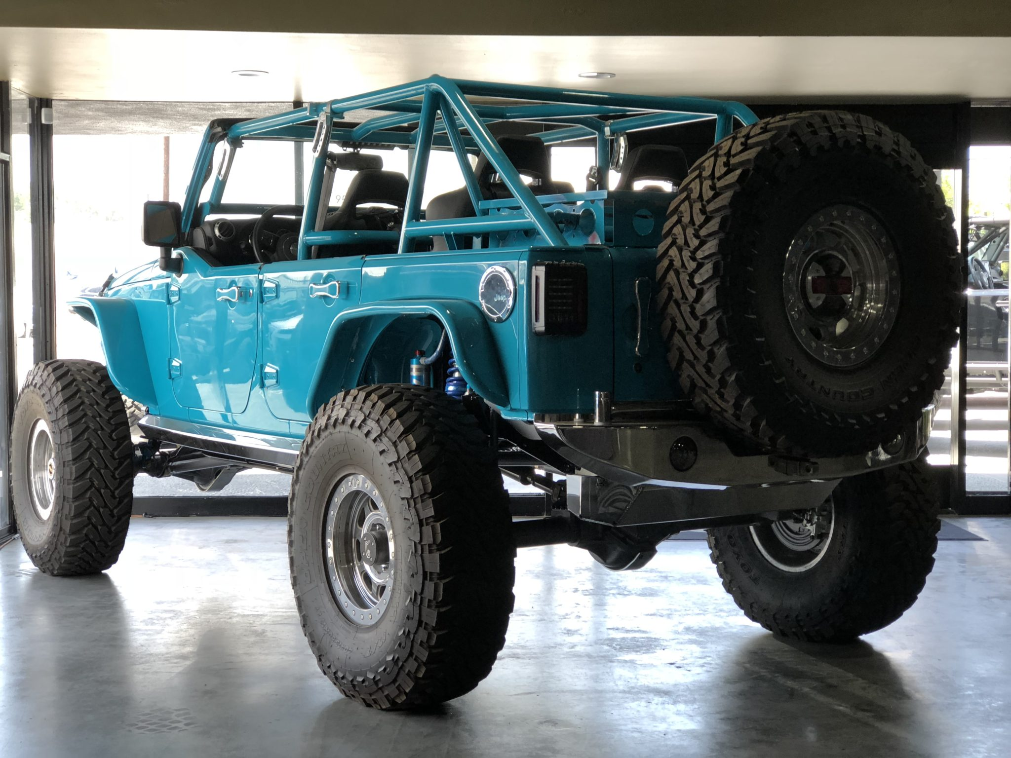 Best Custom Jeep Builders in Los Angeles, California | DCD CUSTOMS
