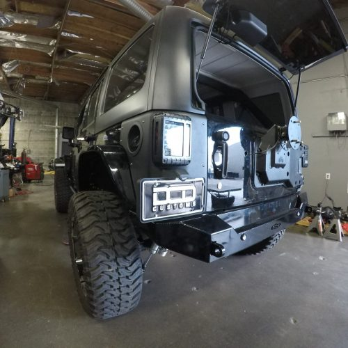Custom Jeep Builders