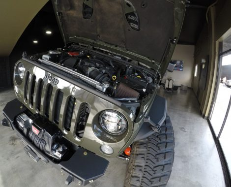 Jeep Customization Shop California