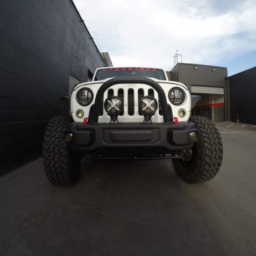 Jeep Customization Shop in Los Angeles California